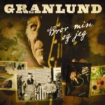 """Trond Granlunds CD """"Bror Min Og Jeg"""" med to Eigil-l�ter"""