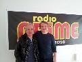 Eigil på besøk hos Eirik Høsøien Havelin Hos Radio Prime i Moss